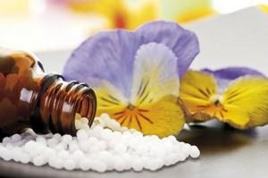 Cure d'homéopathie pour le psoriasis
