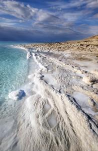 La mer morte pour guérir le psoriasis